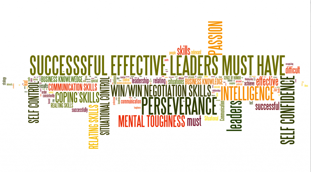 The 8 Things Successful Effective Leaders Must Have